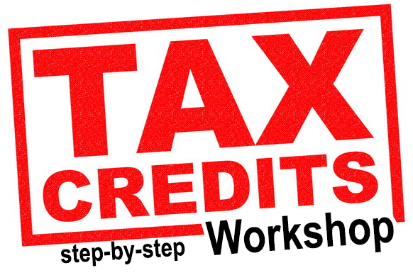 Join us July 20, 2016 for a hands on Virtual Training where you'll learn Step-by-Step how to complete essential Tax Credit froms.